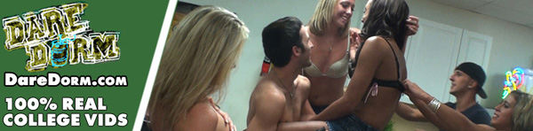 Click Here Now for Instant Access to Hot College Coeds in Amateur Dorm Porn @ Dare Dorm!