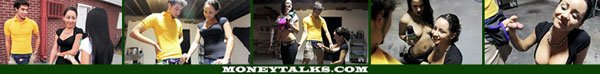 Click Here Now for Instant Access to Everyday People Doing Something Strange for Some Change @ Money Talks!